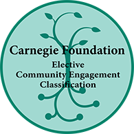 Carnegie Foundation Community Engagement Seal