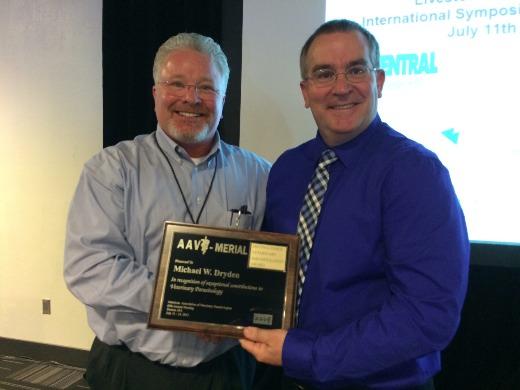 Parasitology association recognizes Kansas State