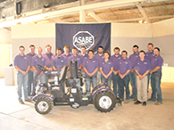 Quarter-Scale Tractor Team