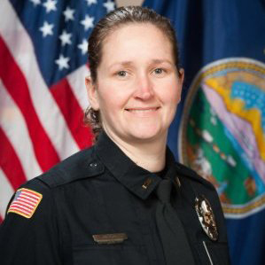 Lt. Jessica Brooks