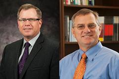 Dean Dorhout and Auburn Dean Aistrup