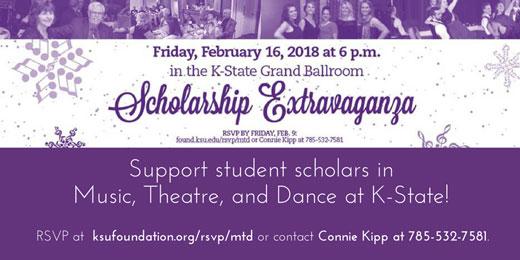 Scholarship Extravaganza