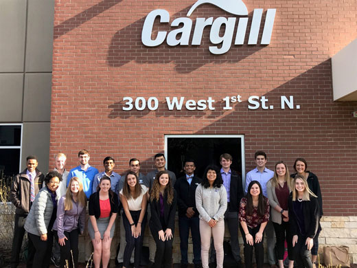 Kansas State University's Cargill Fellows