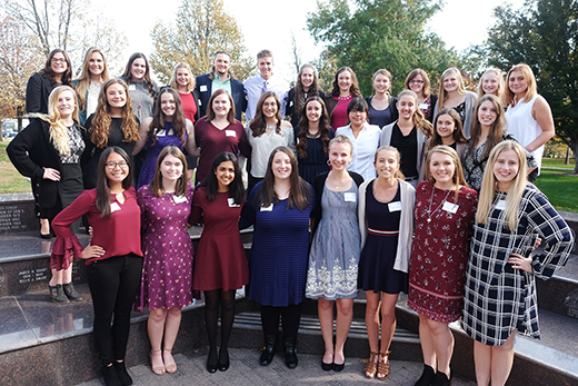 2018 Early Admission Scholars
