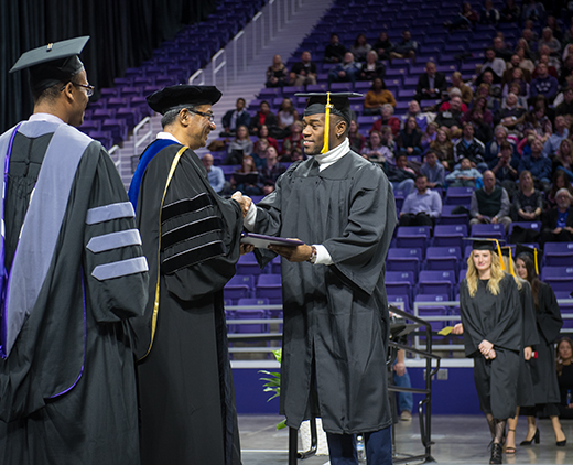 Kansas State University commencement ceremonies