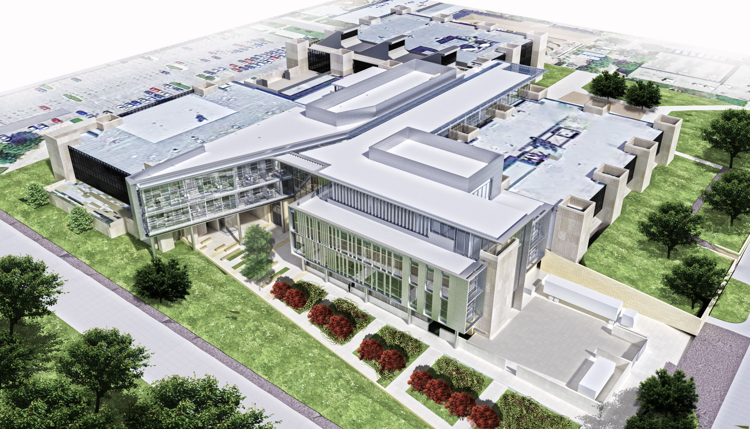 K State Architecture: College Of Engineering Will Expand, Construct New 107,000