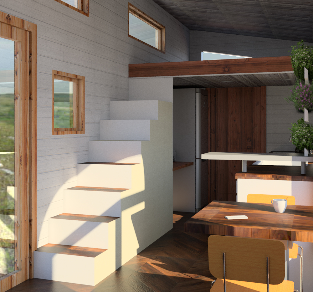 Tiny House Villages May Have Big Health Benefits