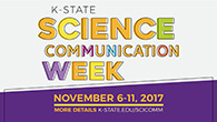 Science Communication Week graphic