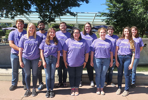 K-State Libraries Student Ambassadors