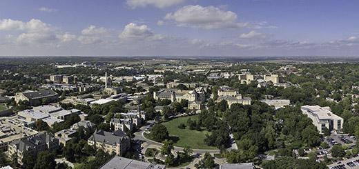 Kansas State University >> Topcon Agriculture Establishes Research Campus At Kansas