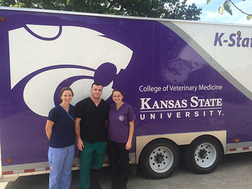 College of Veterinary Medicine's Mobile Surgery Unit