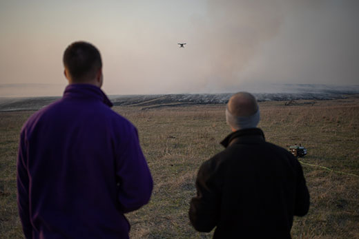 Large-scale study aims to improve burning management of Flint Hills - photo 1