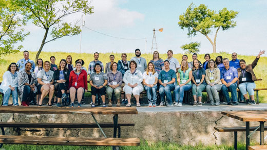 2019 Coffman Leadership Institute participants