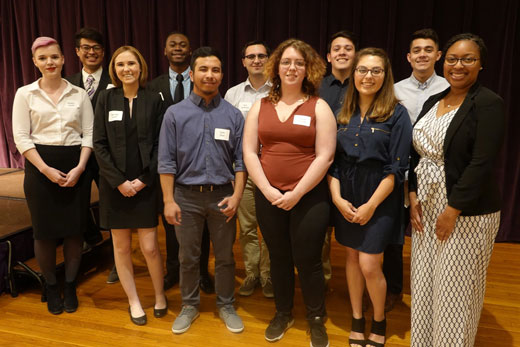 McNair Scholars present summer research