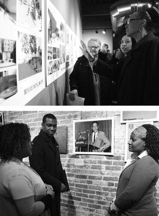 Photo credit: Public exhibit by LaBarbara James Wigfall