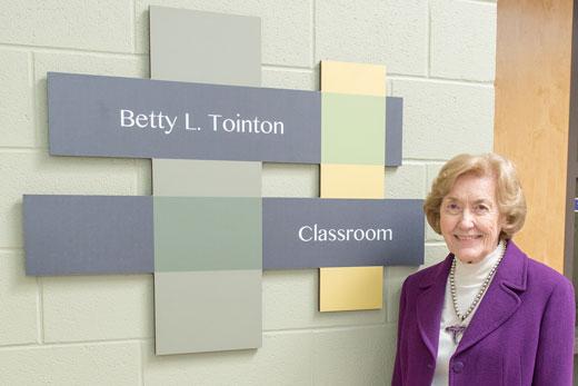 Betty Tointon