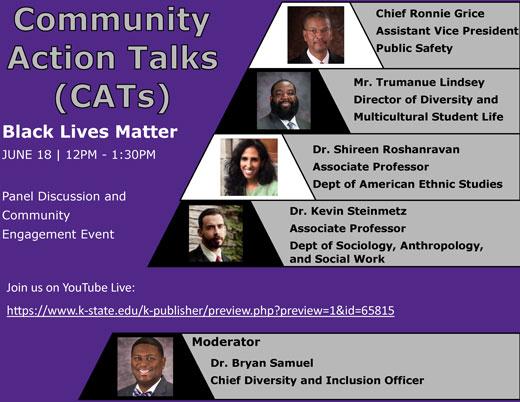 Community Action Talks