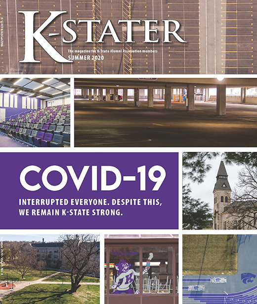K-Stater Summer cover