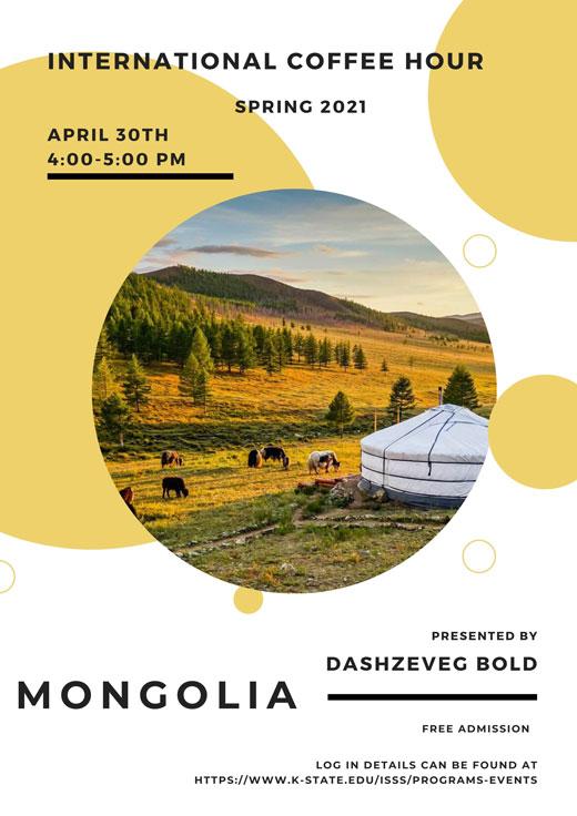 Mongolia flyer