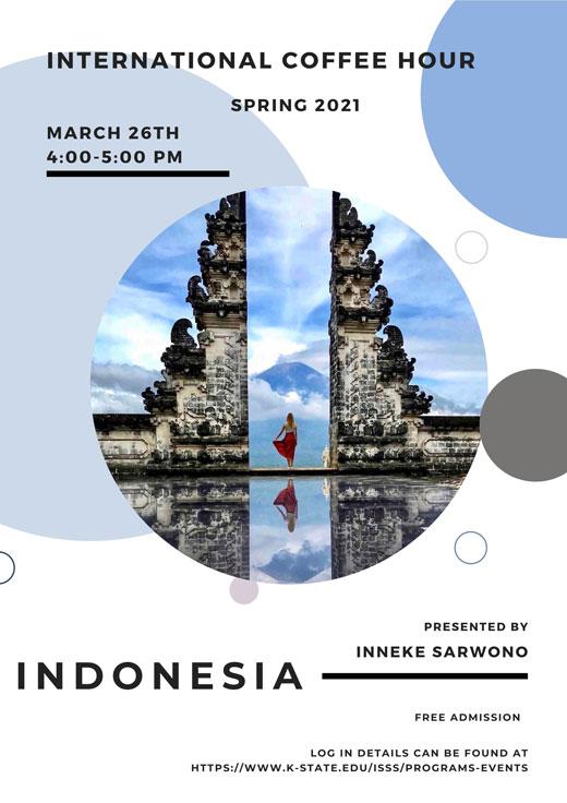Indonesia flyer