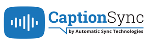 CaptionSync by Automatic Sync Technologies