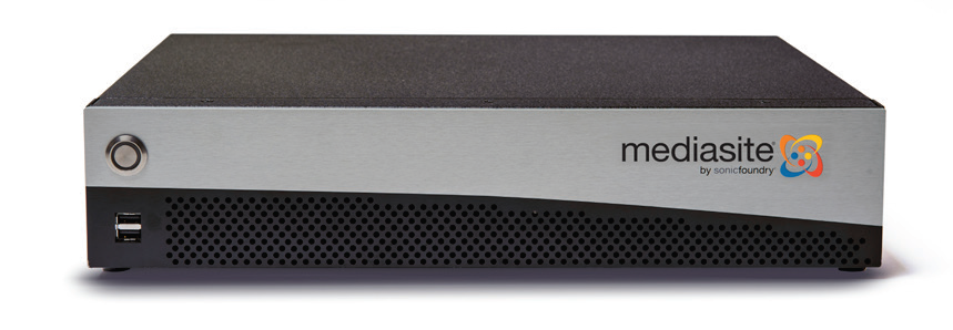 Mediasite Recorder Appliance