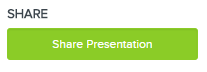 Share Presentation button