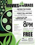 Movies on the Grass Flyer