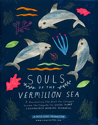 Souls of the Vermilion Sea poster