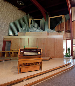 All Faiths Chapel Memorial Organ