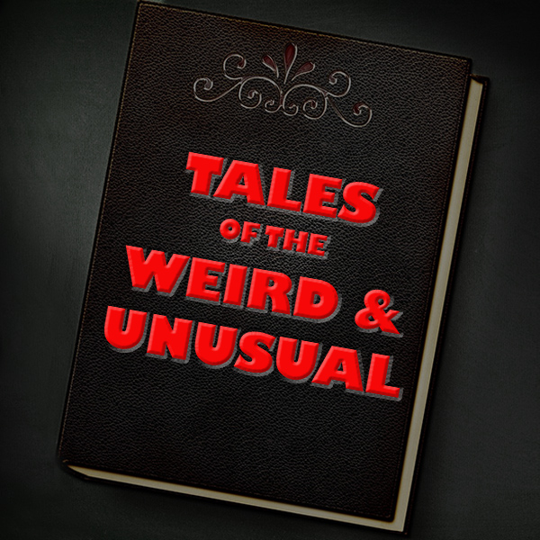 Tales of the Weird book