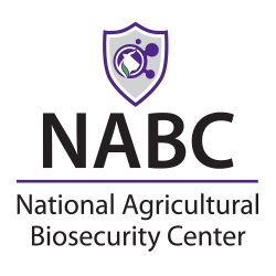 National Agricultural Biosecurity Center (NABC) logo