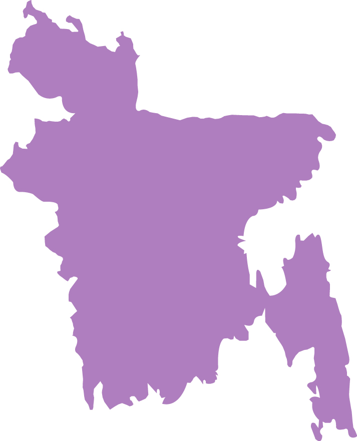 outline of bangladesh