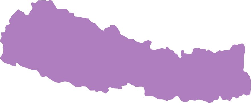 outline of nepal