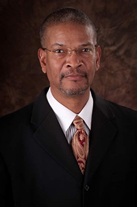 Assistant Vice President Ronnie Grice