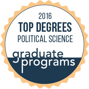 2016 Top Degrees