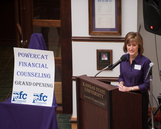 Grand opening of Power Financial Counseling