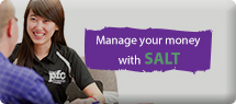 Manage your money with SALT
