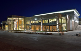 Kansas State University's new basketball training facility