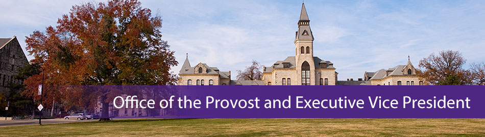 Office of the Provost and Executive Vice President