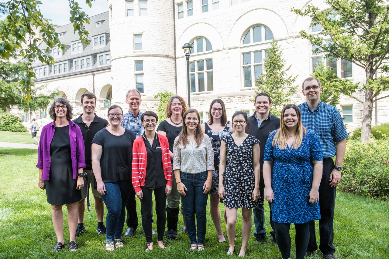 Behavioral Neuroscience faculty, postdoc, and grad students