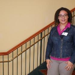 Davis Scholar, Katie Rose McKinley
