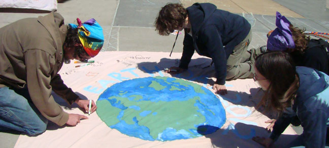 Earth Day at Bosco Plaza
