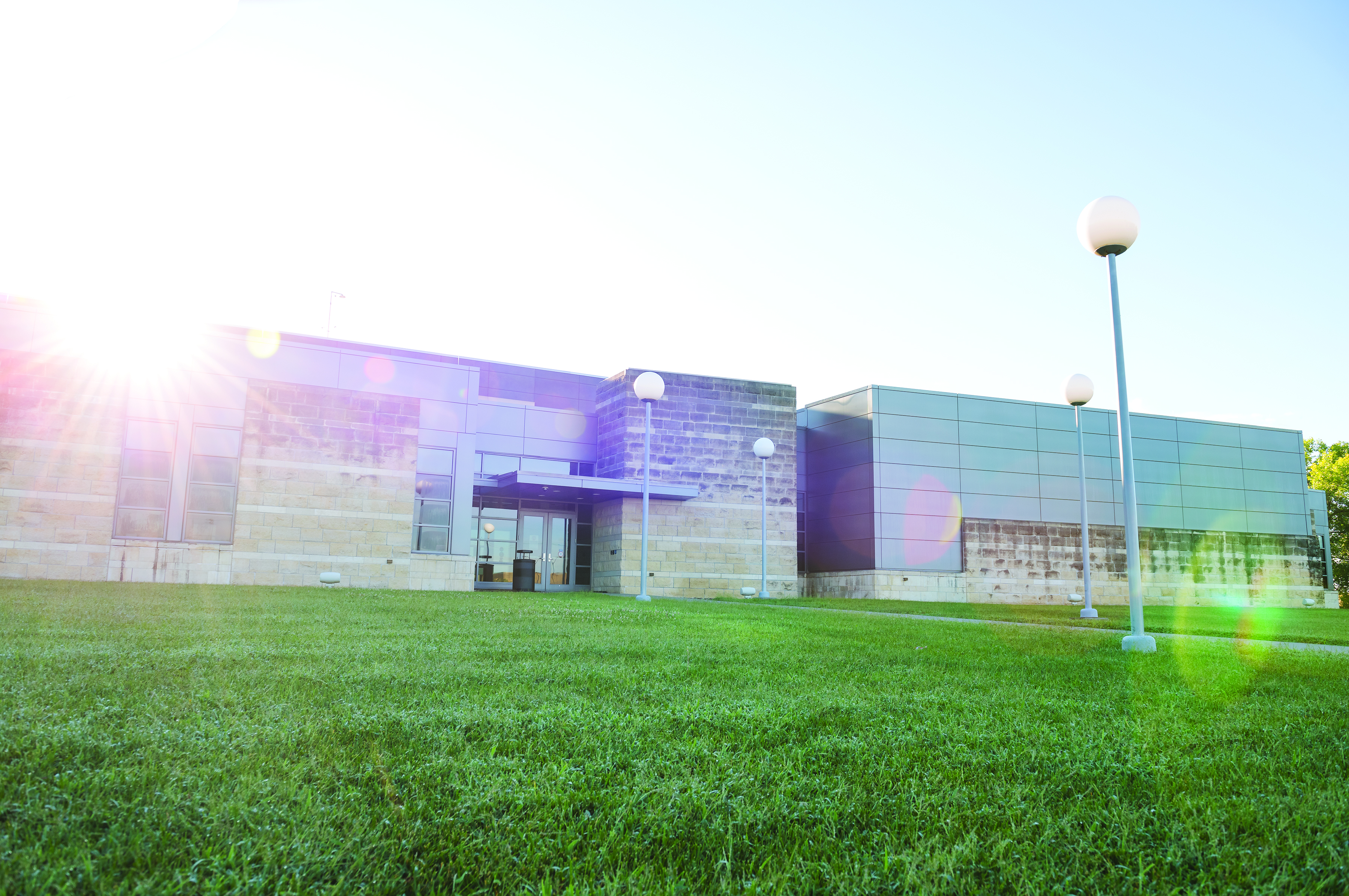 Biosecurity Research Institute at Kansas State University