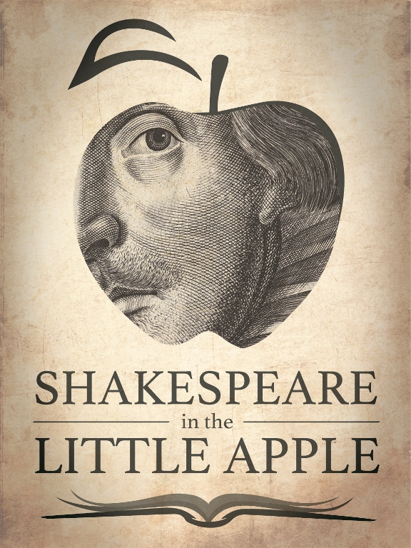 Shakespeare Little Apple Logo