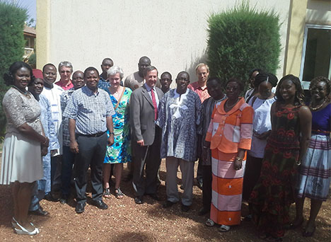 Group from Burkina Faso