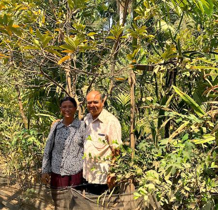 Cambodia people smiling