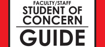 Student of Concern Guide