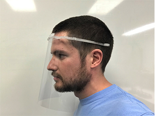 3D Printed Face Shield