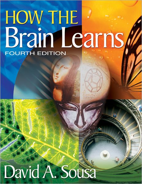 How the Brain Learns by David Sousa - Cover art
